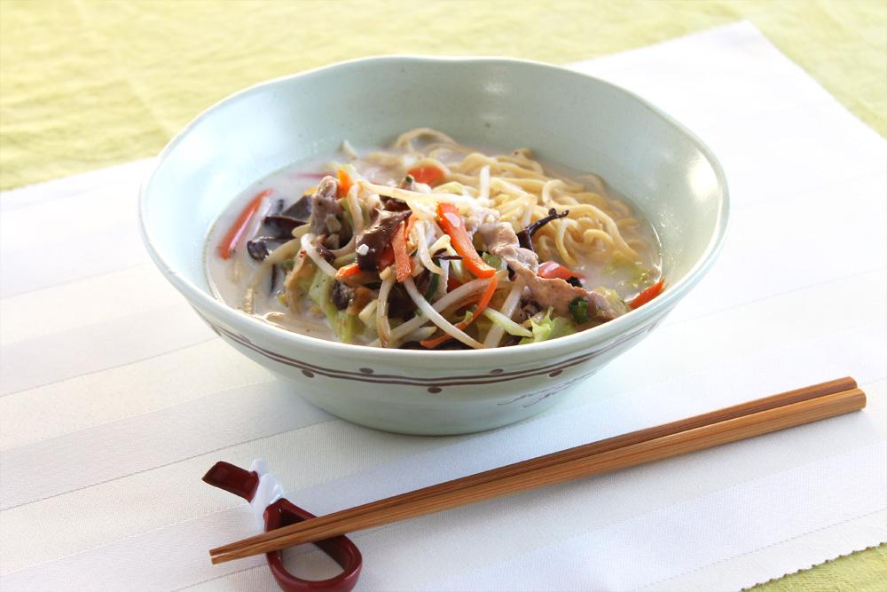 タンメン風豆腐麺