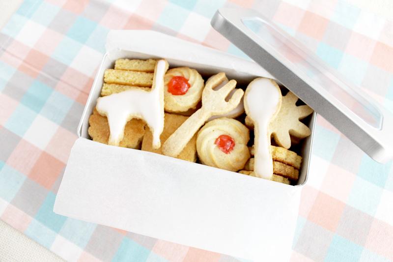 絞りだしクッキー