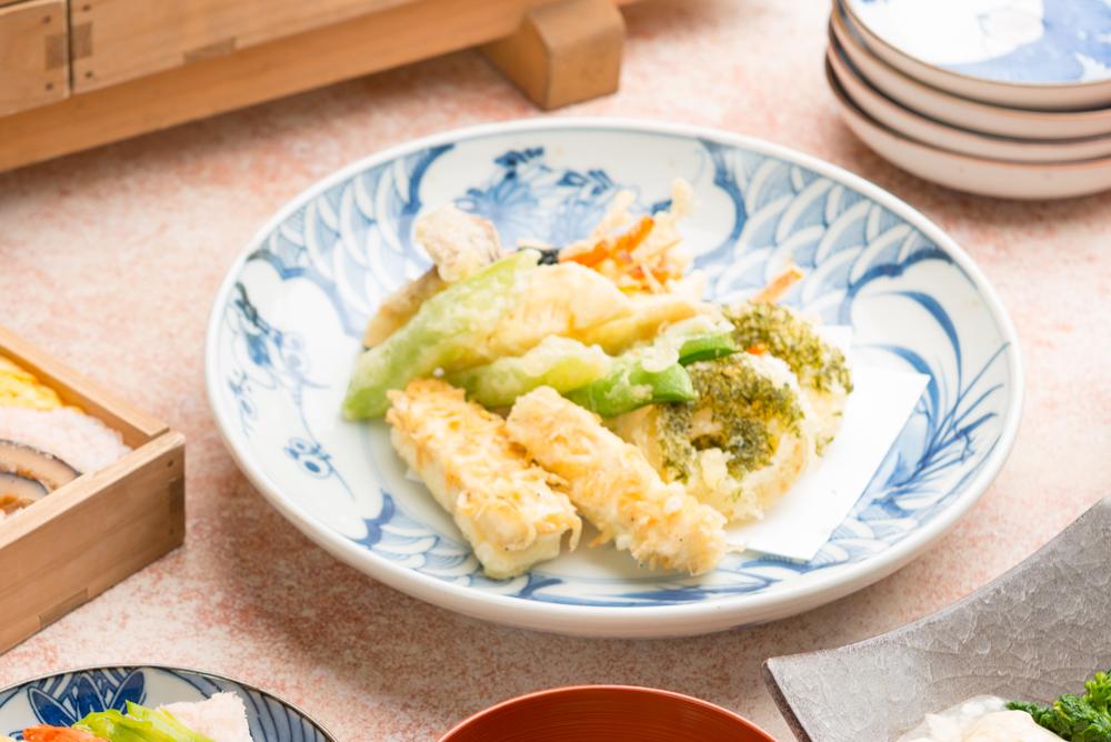 春色野菜天ぷら
