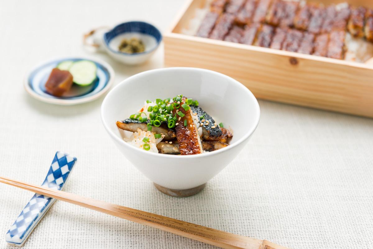 豆腐蒲焼ひつまぶし風